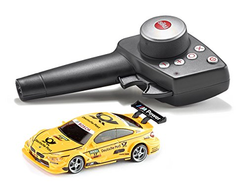 BMW M4 DTM Set mit Fernsteuermodul, Ladegerät und Akku