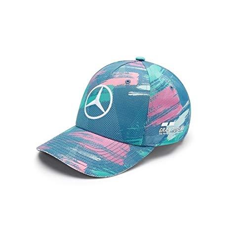 Mercedes AMG Petronas Lewis Hamilton Spanien Barcelona Spanish GP 2019 Special Edition Cap