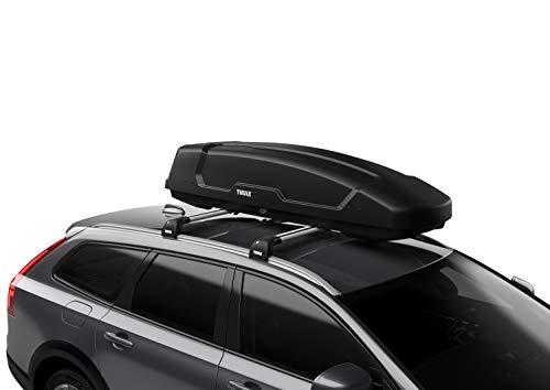 Thule 635600 Dachboxen Force XT Sport Black Aeroskin