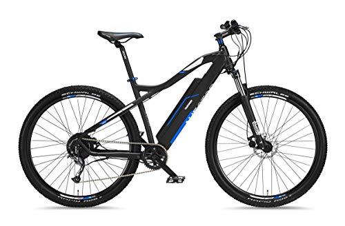 Telefunken E-Bike Mountainbike Elektrofahrrad Alu, 9 Gang Shimano Kettenschaltung - Pedelec MTB 29 Zoll,...