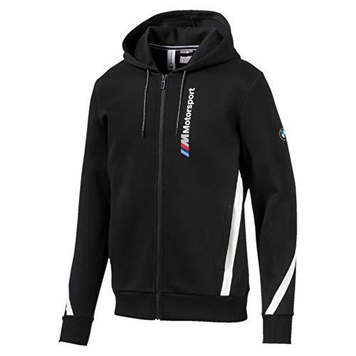 PUMA BMW M Motorsport Herren Kapuzen-Sweatjacke Puma Black M