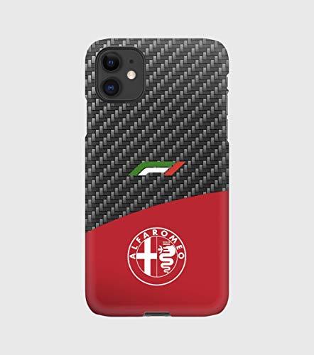 Carbon F1 Alfa Romeo Handyhülle für iPhone 12, 12 mini, 12 pro, 12 pro max, 11, 11 pro, 11 pro max, X,...