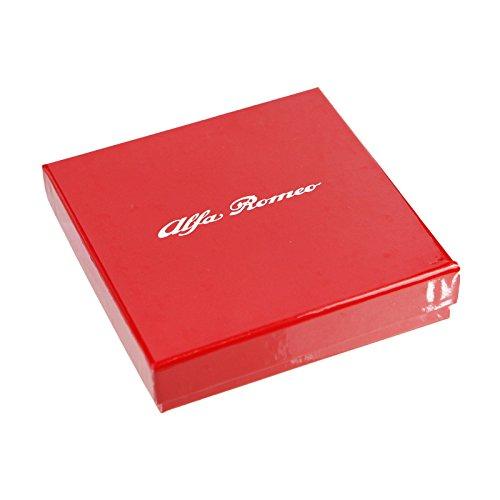 Original Alfa Romeo QUADRIFOGLIO VERDE Abzeichen 2er-Set Nur für die leistungstärkste Alfa Romeo Giulietta OE 71806020