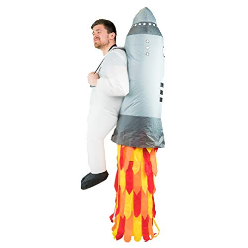 Bodysocks Inflatable JetPack Lift You Up Costume