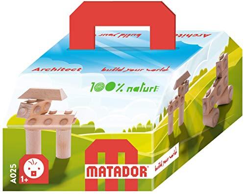 MATADOR Architect A025, Packungsinhalt 10 Teile