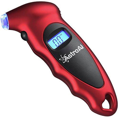 AstroAI Reifendruck Prüfer Digitaler Luftdruckprüfer mit Großem LCD-Display für Autos,Geländewagen,...