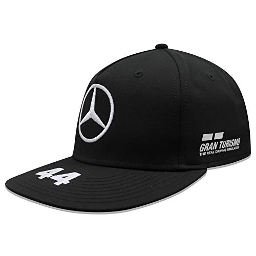 Mercedes-AMG Petronas Motorsport Offizielle Formel 1 Merchandise 2019 F1™ - Lewis Hamilton Flatbrim...