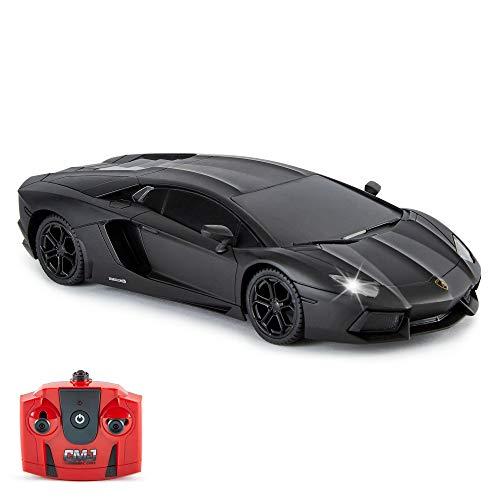 Lamborghini Aventador Ferngesteuertes Auto RC Mit Arbeitsscheinwerfern, fernsteuerung Auto...