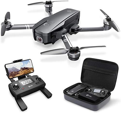 Holy Stone HS720 Faltbare GPS Drohne mit 4K Kamera Full-HD Live Übertragung,RC Quadcopter mit...