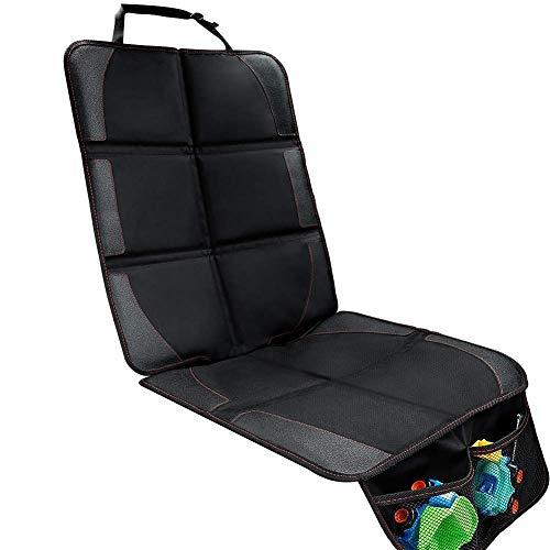 Autositzauflage Isofix Geeignet Autositzschoner Schutz vor Autositze Kindersitzunterlage in Universeller...