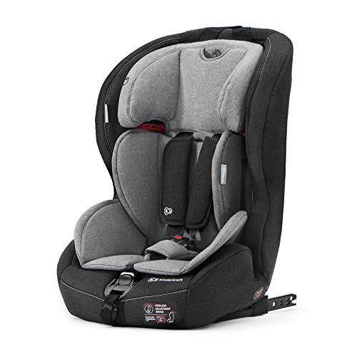 Kinderkraft Kinderautositz SAFETY FIX, Autokindersitz, Autositz, Kindersitz mit Isofix und Top Tether,...