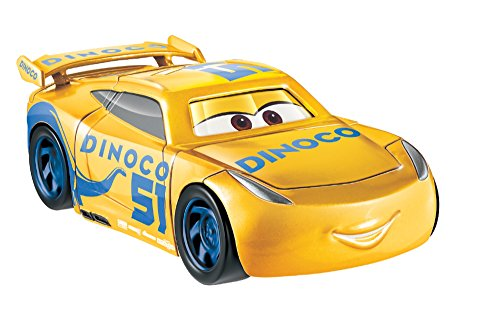Disney Cars 3 Super-Crasher Dinoco Cruz Ramirez