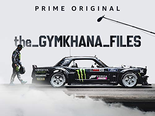 The Gymkhana Files - Season 1 [OV/OmU]