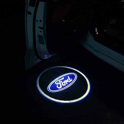 Ford Casloyal 2er-Pack Autotür Logo Projektion