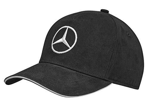 Mercedes-Benz Cap schwarz