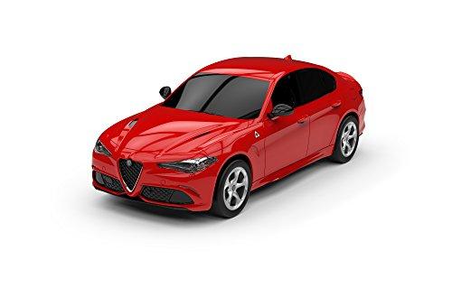 Reel Toys reeltoys2167Maßstab 1: 18'Alfa Romeo Giulia Quadrifoglio' Auto Modell (sortiert)