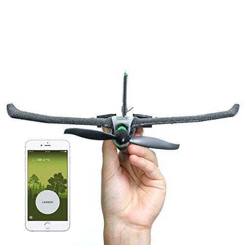 TobyRich SmartPlane Pro: Smartphone App gesteuertes Stuntflugzeug - ferngesteuerte Drohne für iOS und...