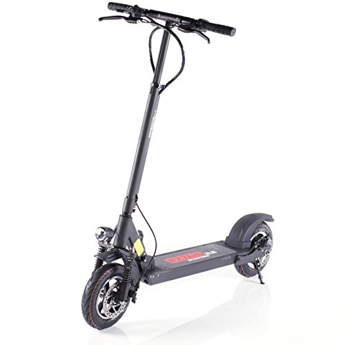 Wizzard Elektro Scooter 2.5S City E Roller mit 40 Km/h Geschwindigkeit und 50 Km Reichweite