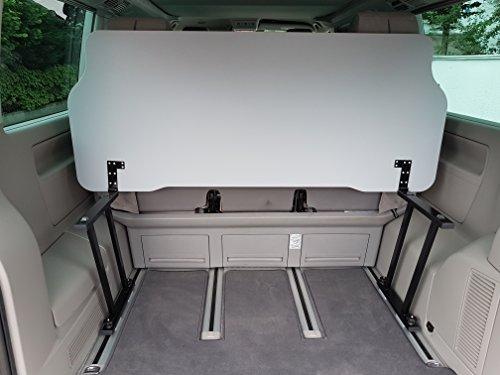 Bus-Boxx T5/T6 Multivan Multiflexboard Set klappbar + L-Scharnier + Flexboard Flex