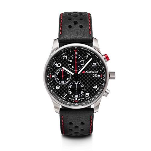 Audi Original Chronograph Sport Herren Armbanduhr
