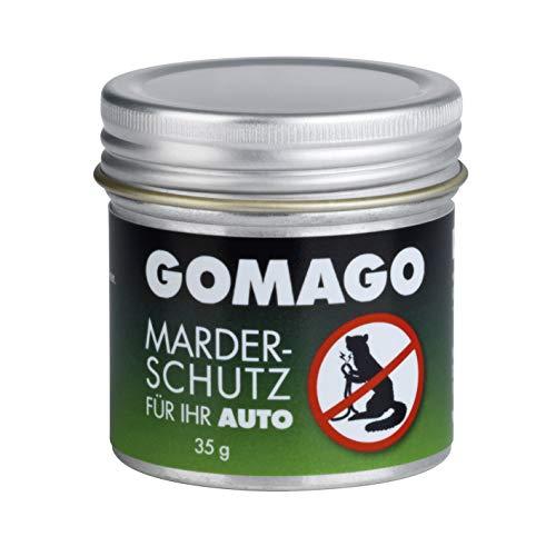 GOMAGO Marderschutz für Ihr Auto | Zuverlässige und einfache Mardervergrämung durch Duftstoff |...