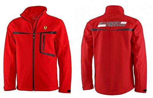 Ferrari F1 Erwachsene Softshelljacke