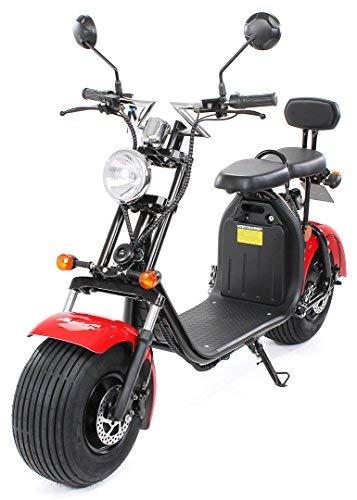 eFlux Harley Two Elektroroller Scooter Chopper - Straßenzulassung