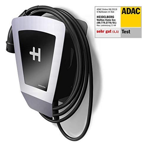 Heidelberg Wallbox Europa Home Eco - Ladestation Elektro- & Hybrid Autos 11 kW maximale Ladeleistung...