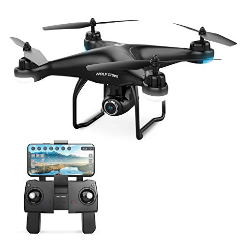 Holy Stone HS120D GPS Drohne mit 1080P Kamera HD Live Übertragung,Follow Me,RC Quadrocopter...