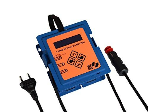 fritec Ladeprofi Vario 2.0 Batterieladegerät. Hergestellt und entwickelt in Deutschland. Für alle 12 V...