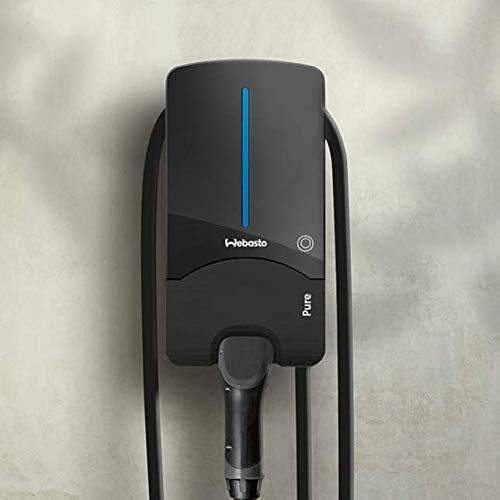 Webasto Pure Wallbox Black Edition (11kW, inkl. 4,5m Kabel Typ2)