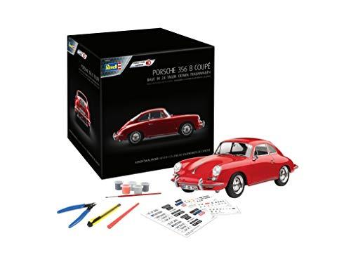 Revell 1029 Adventskalender Dream Cars Porsche 356 B Coupé mit dem Easy-Click-System in 24 Tagen zum...