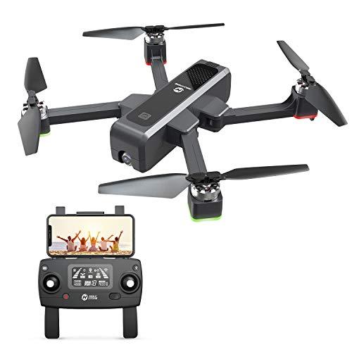 Holy Stone HS550 FPV GPS Drohne mit 2K Kamera HD 5G WLAN Live Übertragung, Faltbar Quadcopter...