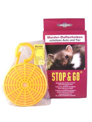 AD Anti-Marder-Duftkörbchen Duftkonzentrat auf Tierfettbasis. Riecht nach 'gefährlichem Feind'. Große...