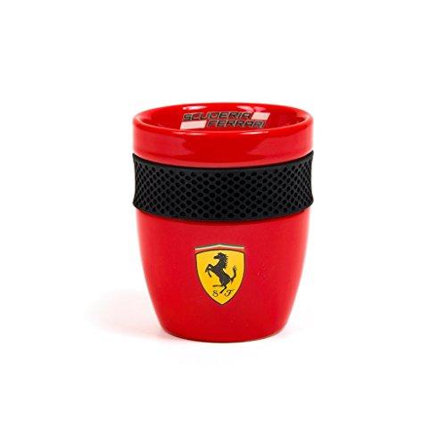 Ferrari Scuderia F1 2018 Rote Scuderia Tasse, offizielles Lizenzprodukt