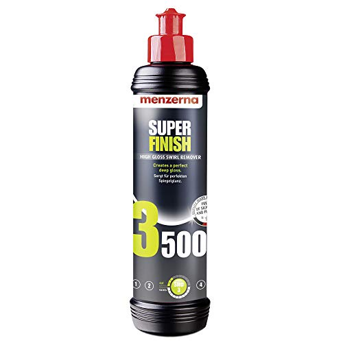 Menzerna Hochglanzpolitur Super Finish HSP 3500, 250 ml
