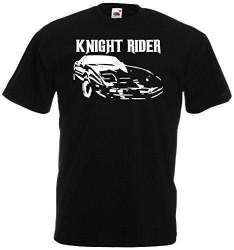 Knight Rider Kitt Kult T-Shirt von S-XXXL
