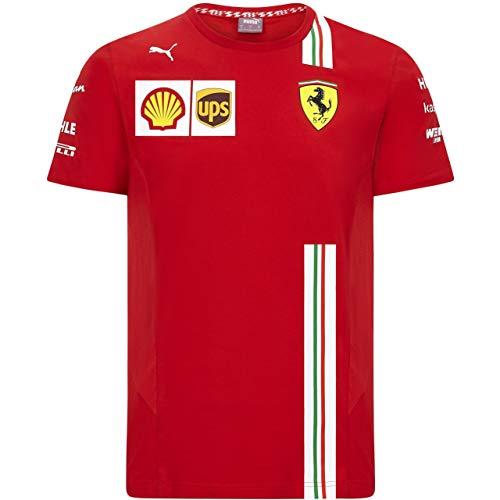 Scuderia Ferrari Official Formula one 2020 Puma - Team Kinder-T-Shirt - 152