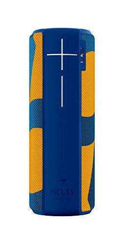 McLaren MCL33 - Ultimate Ears Megaboom Bluetooth Lautsprecher, Blau-Orange