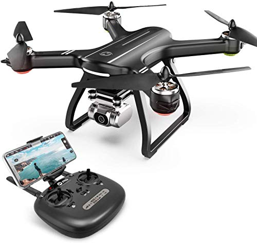 Holy Stone HS700D FPV Drohne mit 2K Kamera HD Live Übertragung und GPS Return Home,RC Quadrocopter...