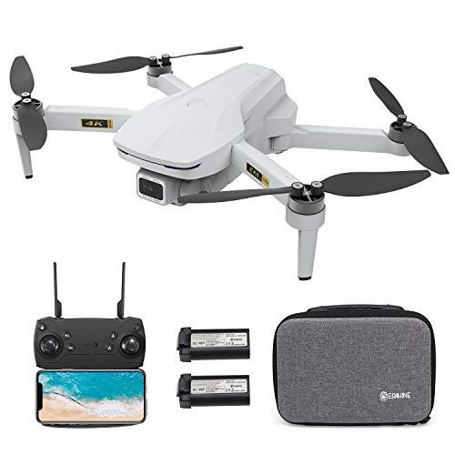 EACHINE EX5 Drohne mit Kamera 4K GPS 5G WiFi 1KM FPV 60 Min. Flugzeit Brushless 229g Ultraleichte...