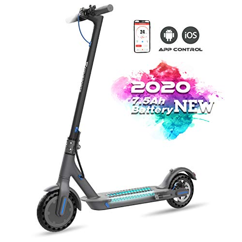 Elektro Scooter Faltbar City Roller Elektroroller Fahrzeug Klappbar Elektroscooter E Roller Scooter Mit...