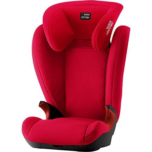 BRITAX RÖMER Kindersitz 15-36 kg KID II BLACK SERIES, hochwertige Sicherheit und leichtes Gehäuse für...