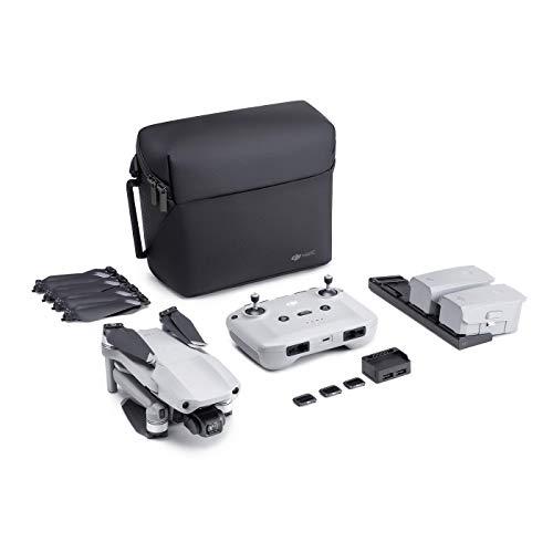 DJI Mavic Air 2 Fly More Combo – Drohne mit 4K Video-Kamera in Ultra HD, 48 Megapixel Fotos, 1/2' Zoll...