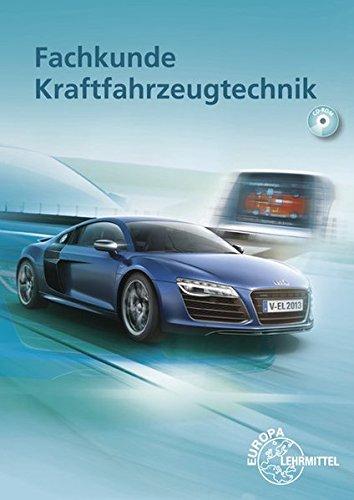 Fachkunde Kraftfahrzeugtechnik