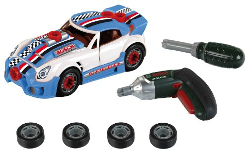 Theo Klein – Bosch Car Tuning Set