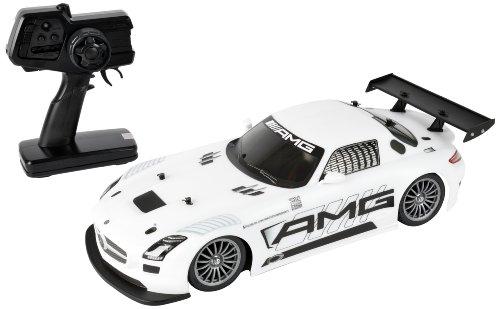 Tamiya 300046624 - 1:10 Radio Control XBS Mercedes-Benz SLS AMG GT3