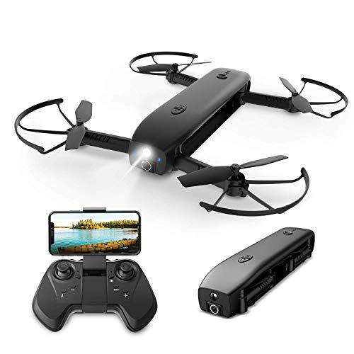 Holy Stone HS161 FPV RC Mini Drohne faltbar mit 1080P Kamera HD Live Übertragung,Quadrocopter...