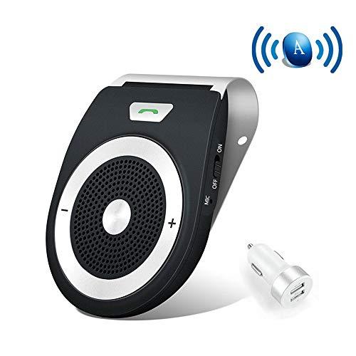 Aigital Auto Power ON Kfz Freisprecheinrichtung Bluetooth