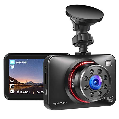 apeman Dashcam Full HD